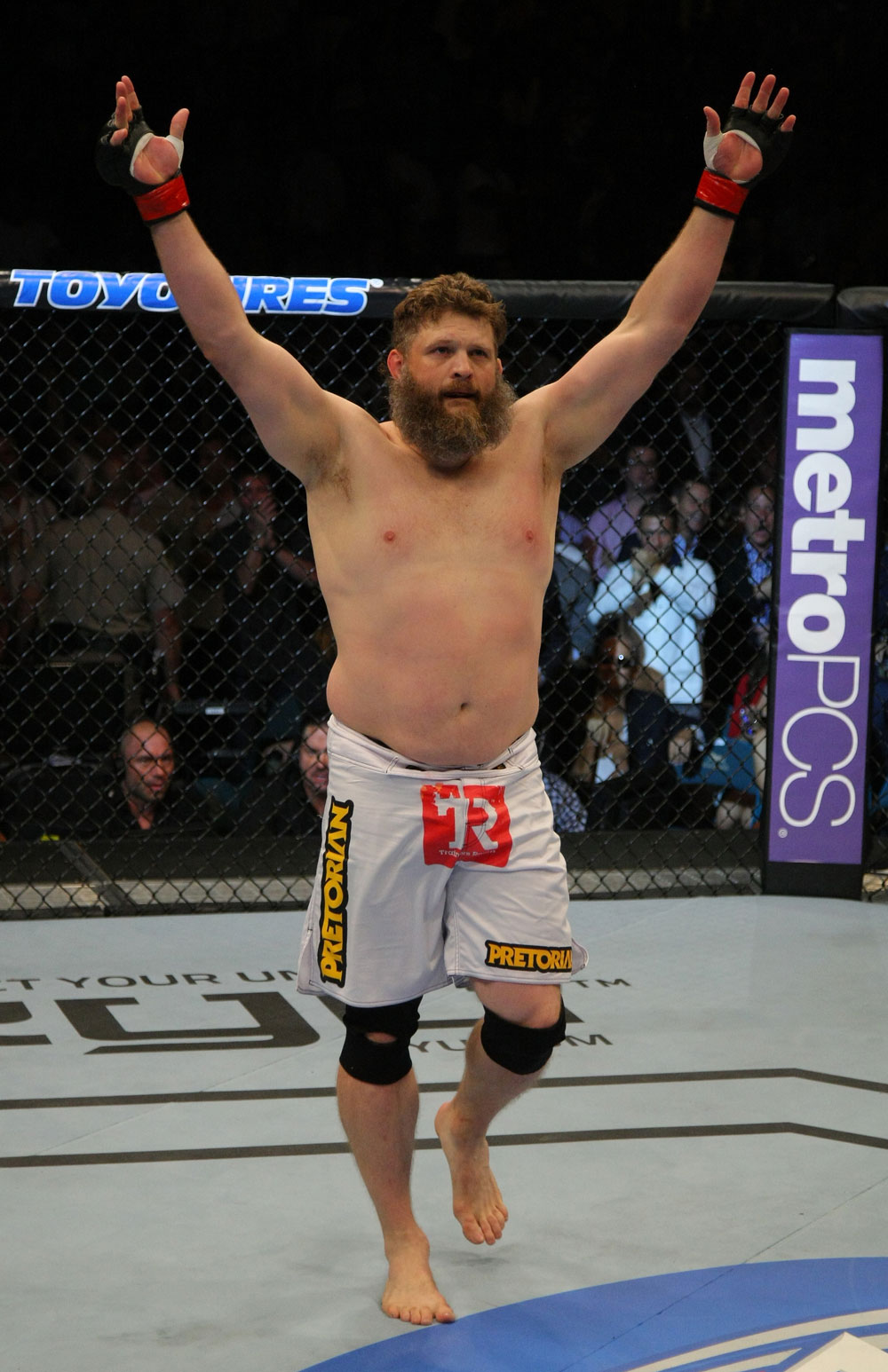 UFC 146: Nelson v Herman