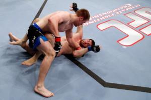 UFC Berlin: Mousasi v Munoz - Match 1: Ruslan Magomedov v Viktor Pesta