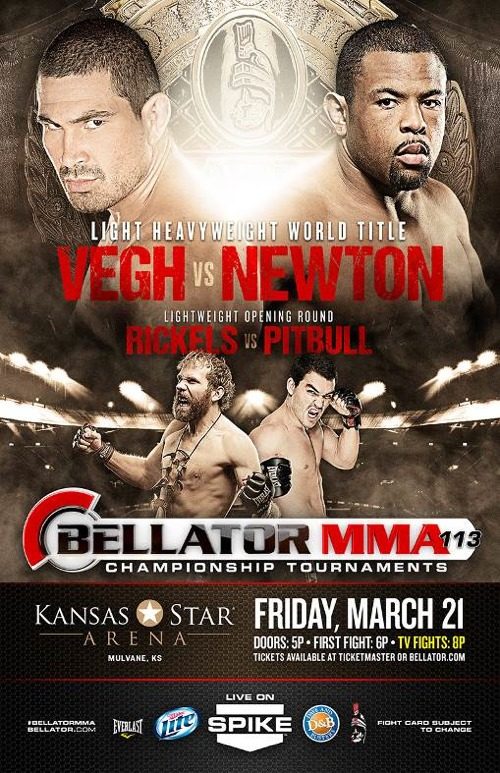 Bellator-113-Fight-Poster