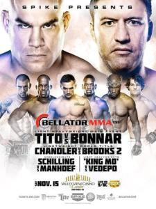 Bellator_131_Tito_vs._Bonnar_Poster