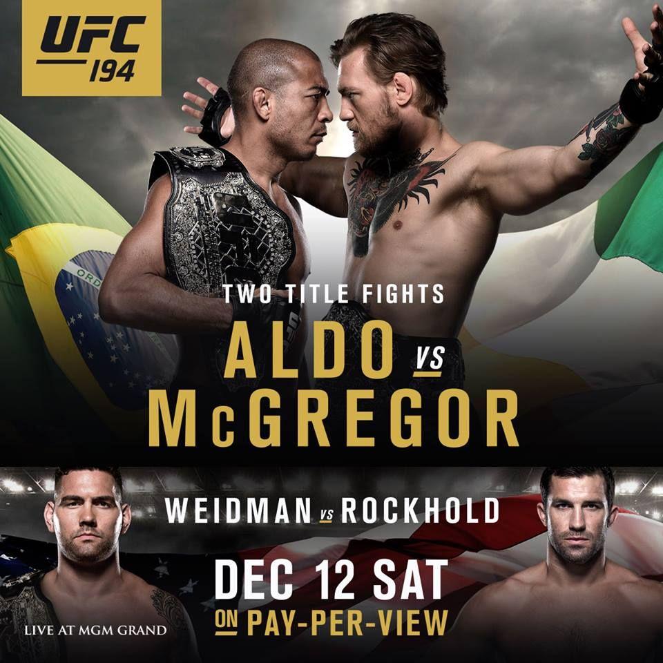 UFC 194