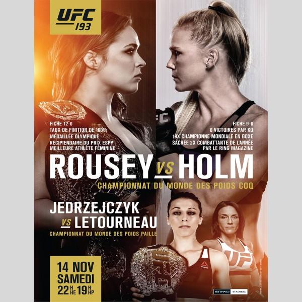 UFC 193