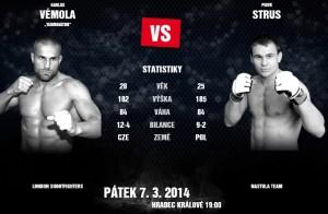 Fight 01 - Vemola Strus