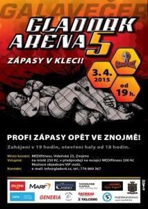 GLADORK-ARENA5_plakat_CZ-Custom