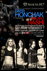 Invicta_FC_9_Honchak_vs._Hashi_Poster