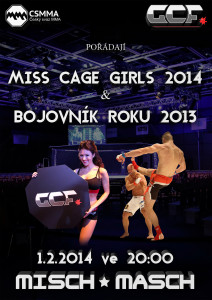 MISS CAGE + BOJOVNÍK ROKU - Plakát A5_JPG