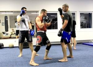 MMA 06-04a tréning MMA (N.Bor)