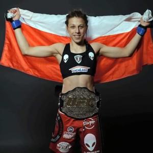MMA 09-07a Joanna Jedrzejczyková
