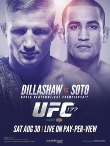 UFC_177_Dillashaw_vs._Soto_Poster
