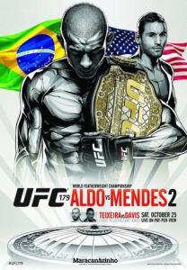 UFC_179_Aldo_vs._Mendes_2_Poster