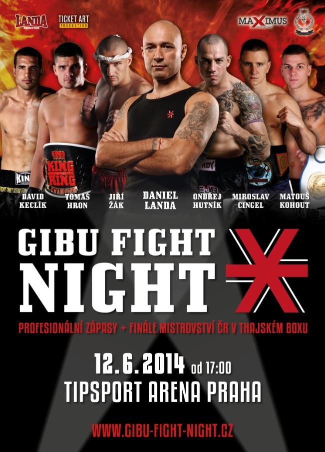 gibu fight